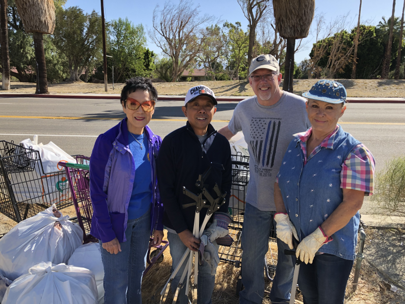 Highway Cleanup May 12 2018
